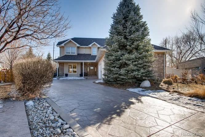 3210  Oak Street, Wheat Ridge, CO 80033 - #: 1698169