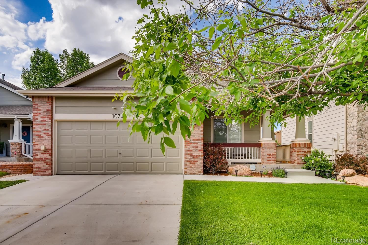 10749  Appaloosa Court, Parker, CO 80134 - #: 9873170