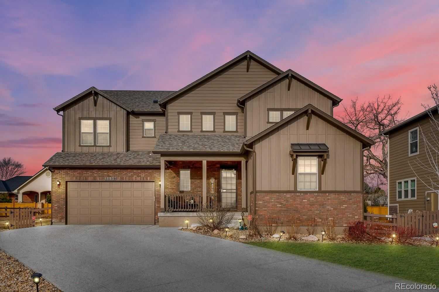 3809  Taft Court, Wheat Ridge, CO 80033 - #: 8249173