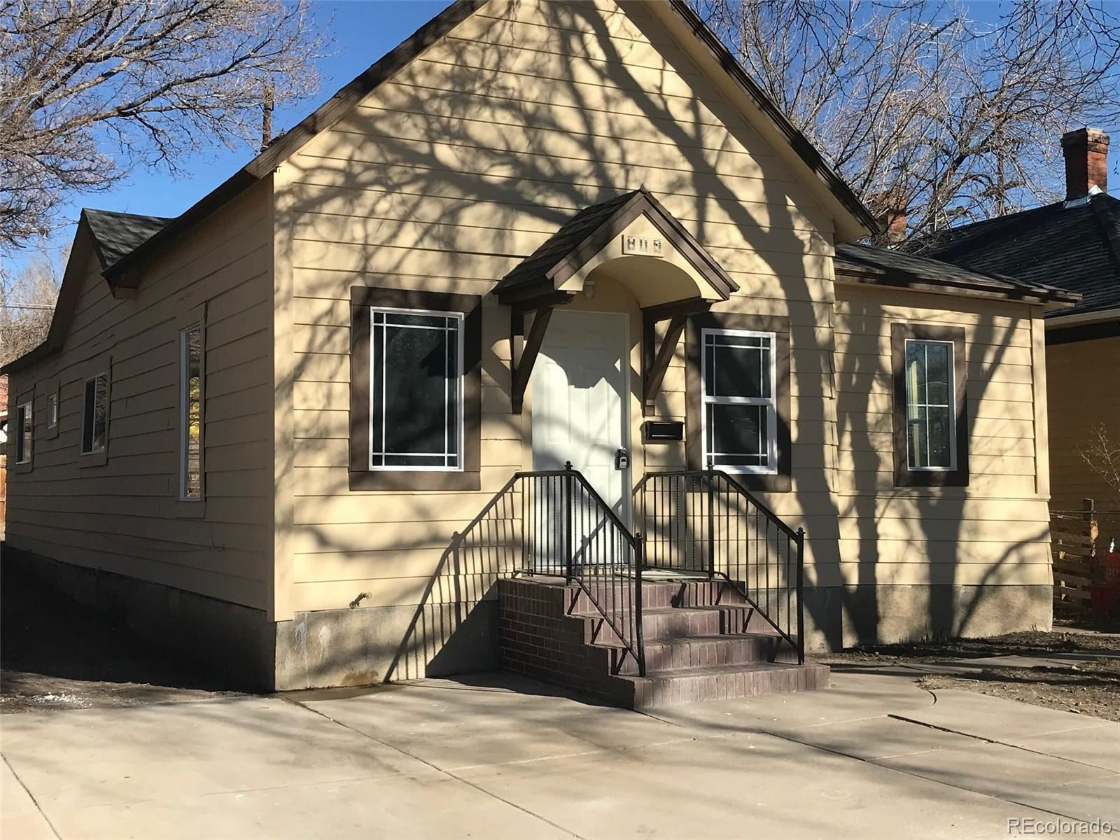 809 W 13th Street, Pueblo, CO 81003 - #: 8478173