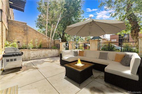 Photo of 740 N Sherman Street #101, Denver, CO 80203 (MLS # 5235174)