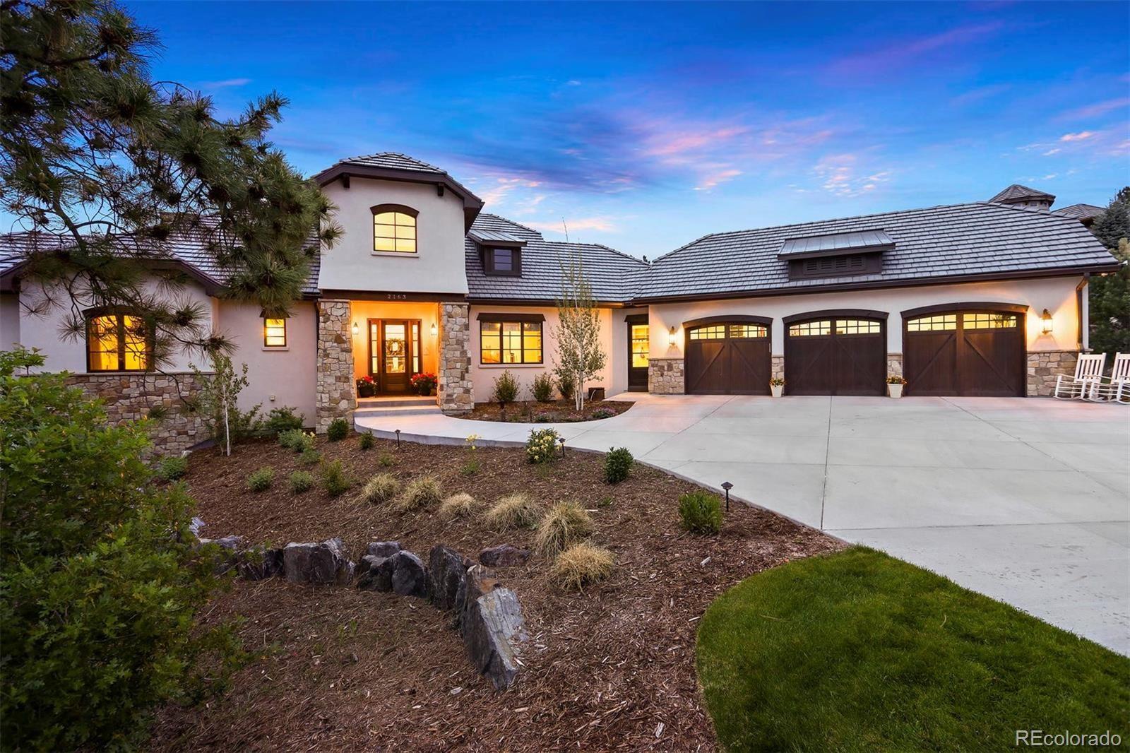 2163  Sierra Verde Court, Castle Rock, CO 80104 - #: 3090174