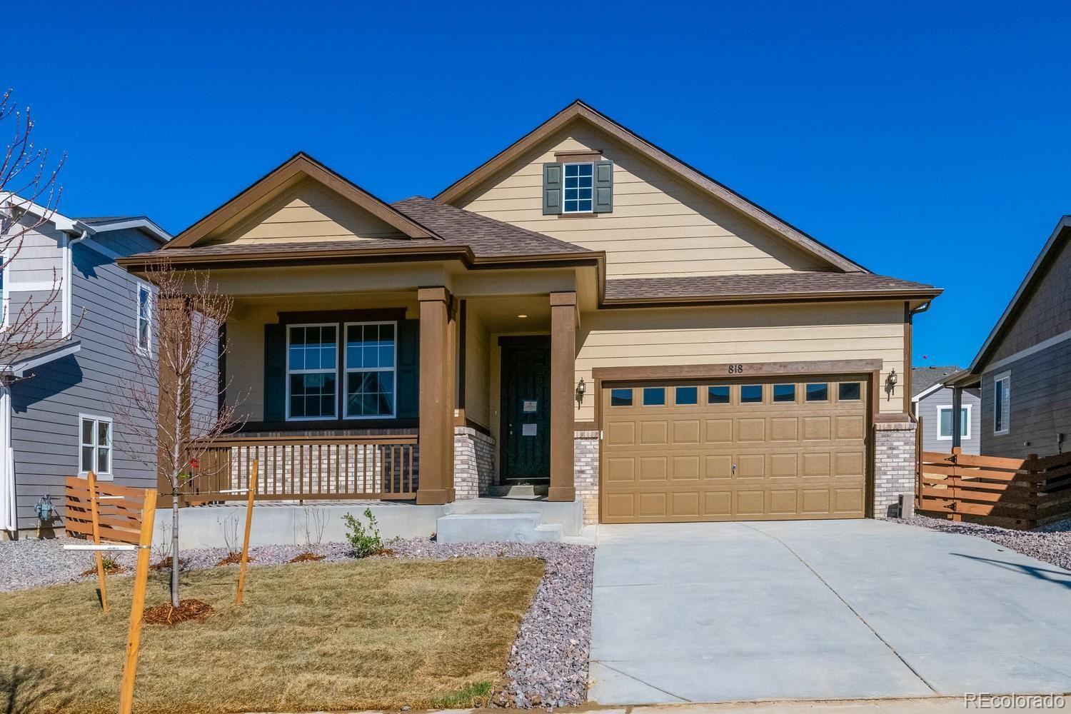 818  Eva Peak Drive, Erie, CO 80516 - #: 2678175