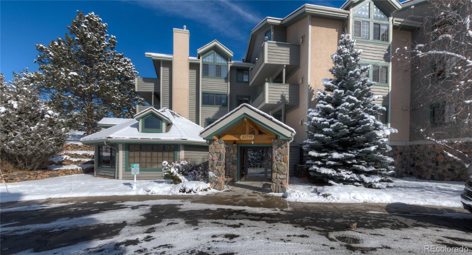 31719  Rocky Village Drive  208 #208, Evergreen, CO 80439 - #: 8781176