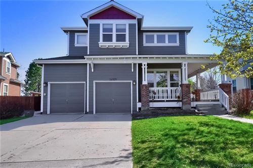 Photo of 16424 Homestead Court, Parker, CO 80134 (MLS # 4914179)