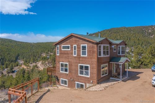 Photo of 75 Coyote Court, Boulder, CO 80302 (MLS # 9851180)