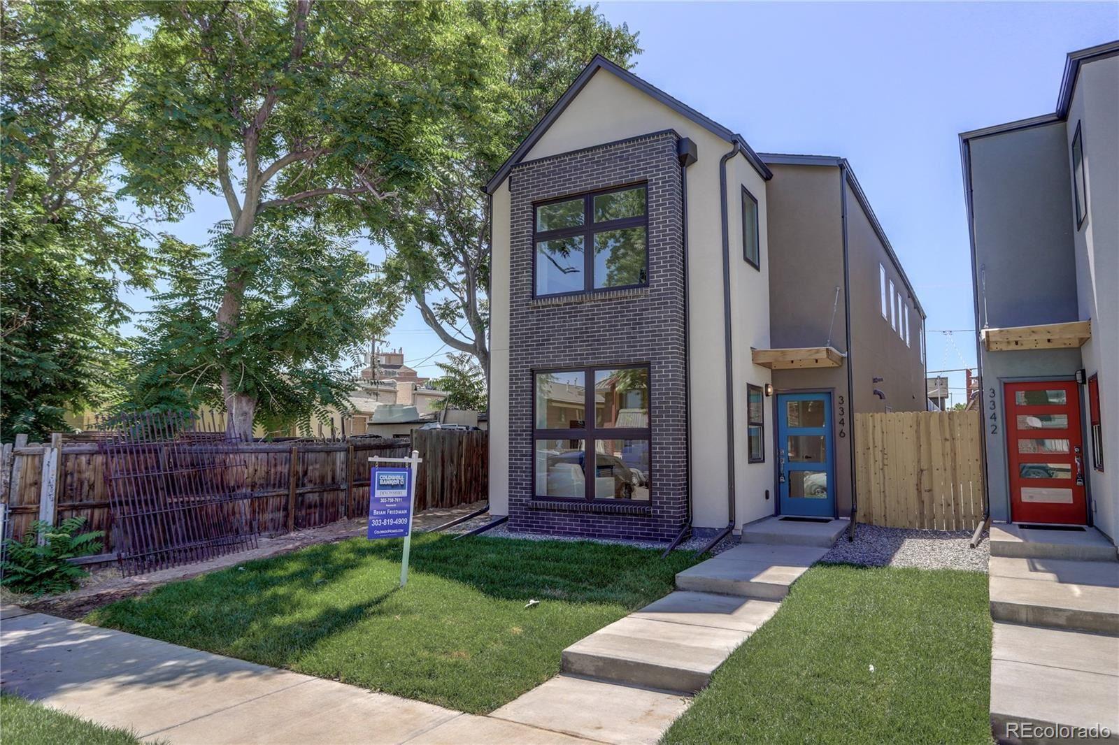 3346 Arapahoe Street, Denver, CO 80205 - #: 4330180
