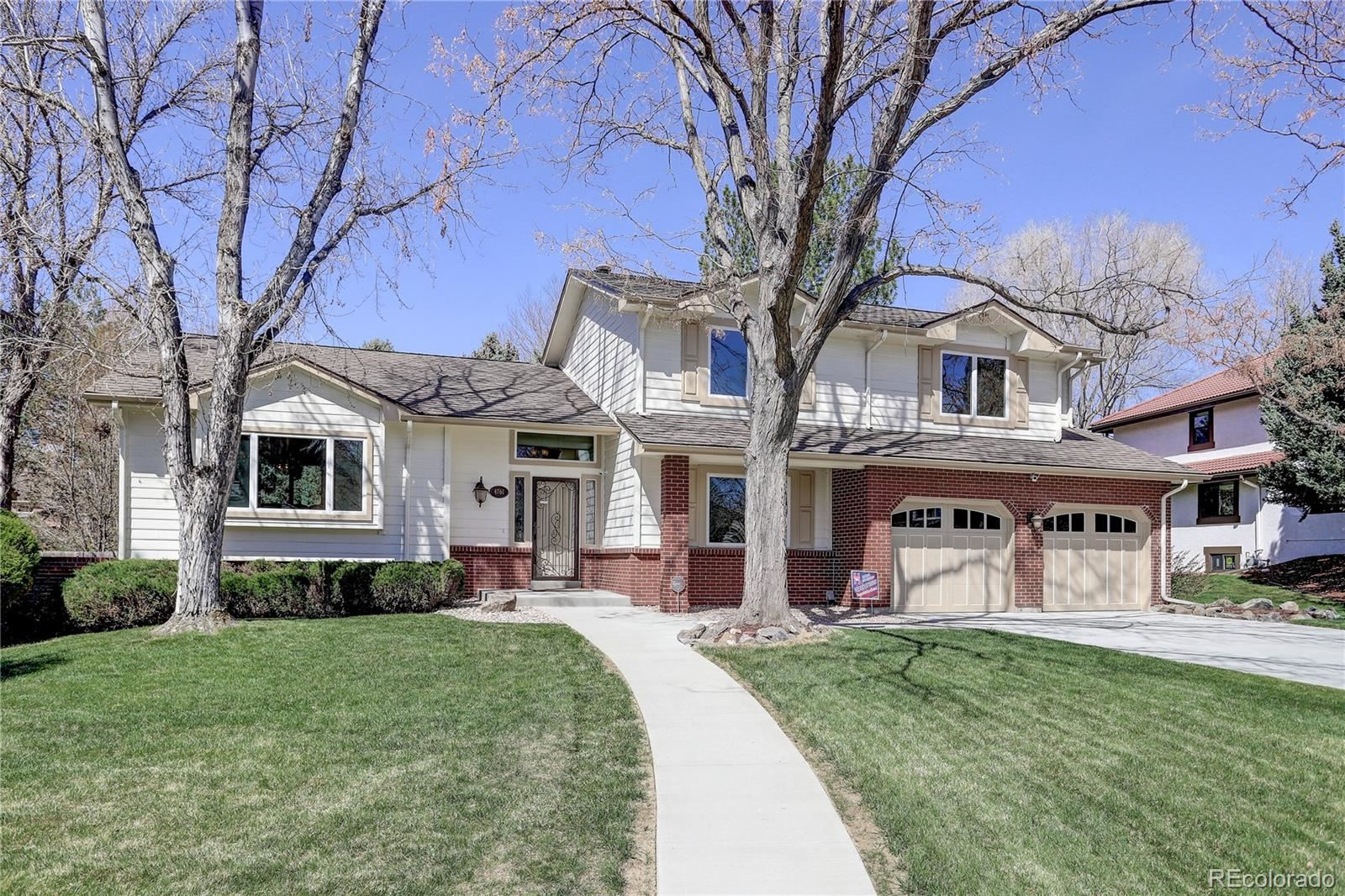 4761 W Lake Circle, Littleton, CO 80123 - #: 3673181