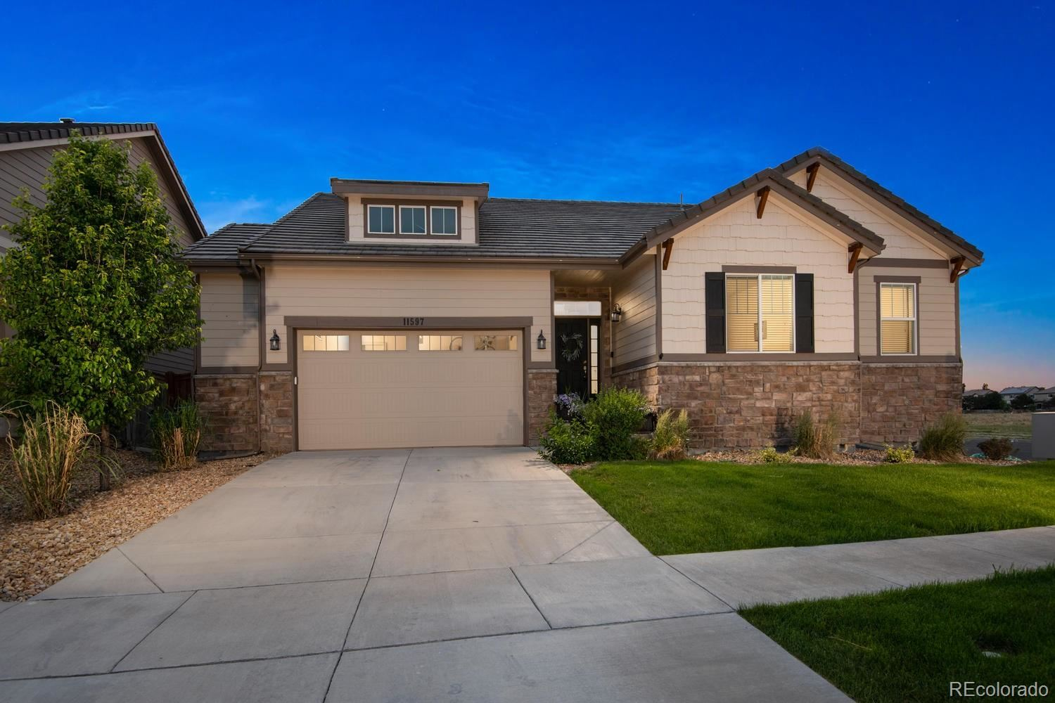 11597 Jasper Street, Commerce City, CO 80022 - #: 8103182