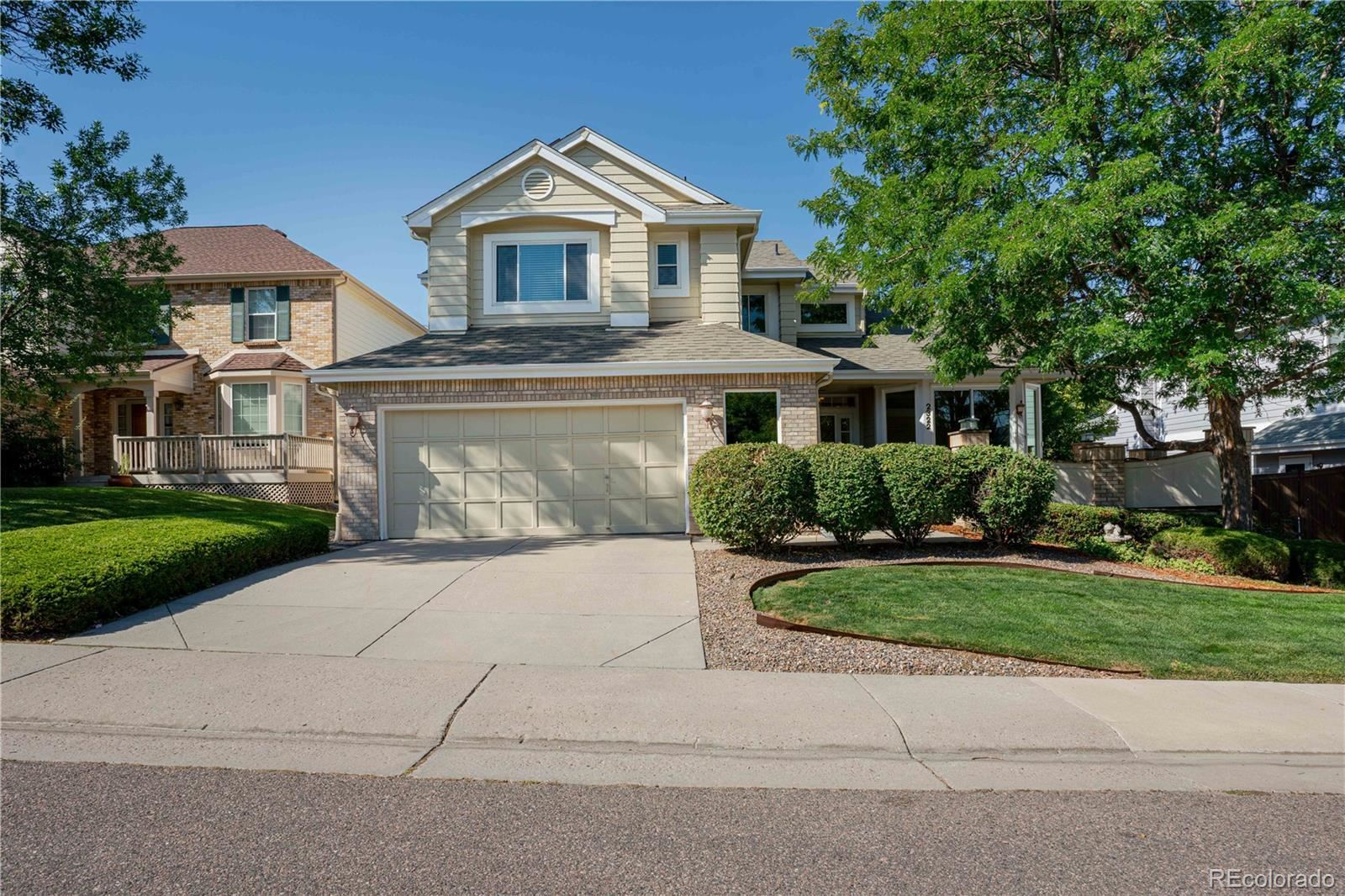 2322 Weatherstone Circle, Highlands Ranch, CO 80126 - MLS#: 9465182