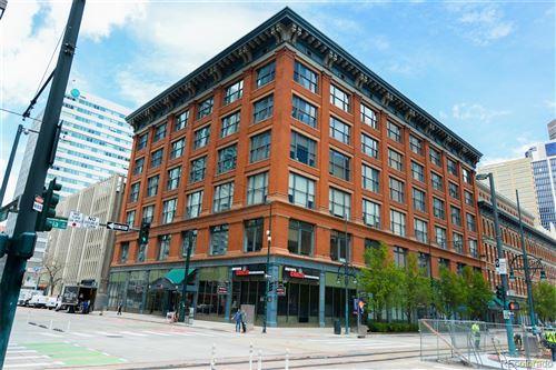 Photo of 1555 California Street #609, Denver, CO 80202 (MLS # 4937183)
