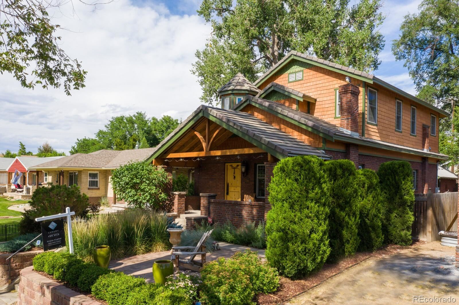 728 S Gilpin Street, Denver, CO 80209 - #: 6808184