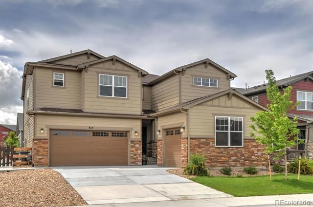 815 Old Wagon Trail Circle, Lafayette, CO 80026 - #: 8693184