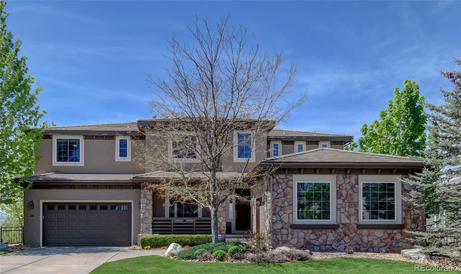 2972 Rockbridge Drive, Highlands Ranch, CO 80129 - #: 4089186