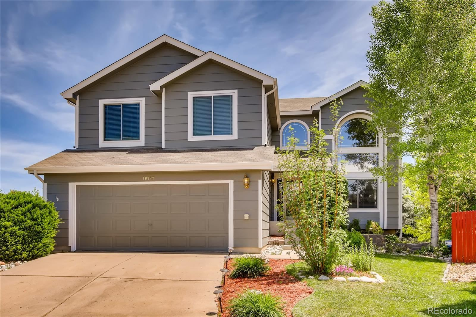10723  Appaloosa Court, Parker, CO 80134 - #: 7727187