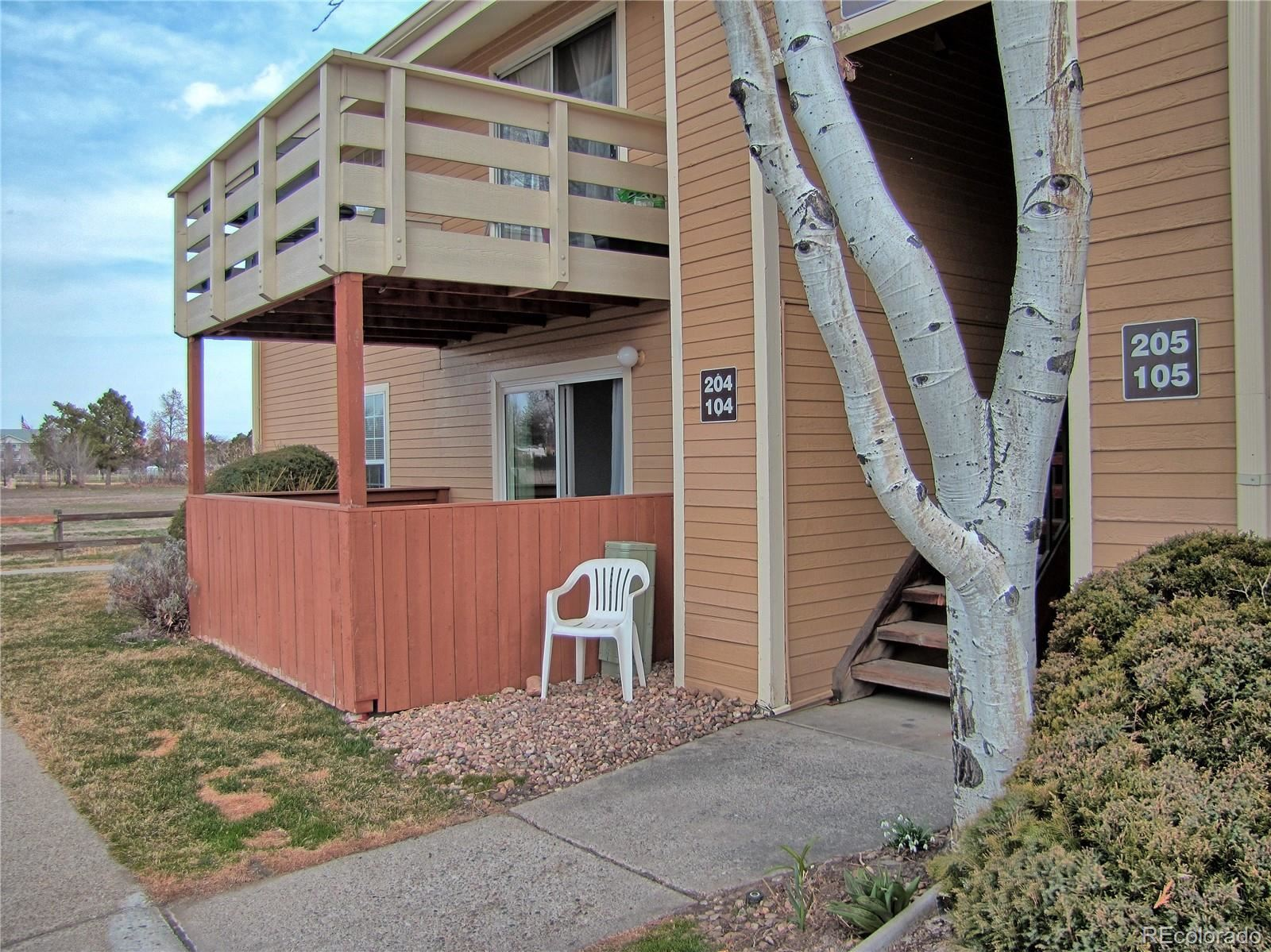 10251 W 44th Avenue  6-104 #6-104, Wheat Ridge, CO 80033 - #: 8479187