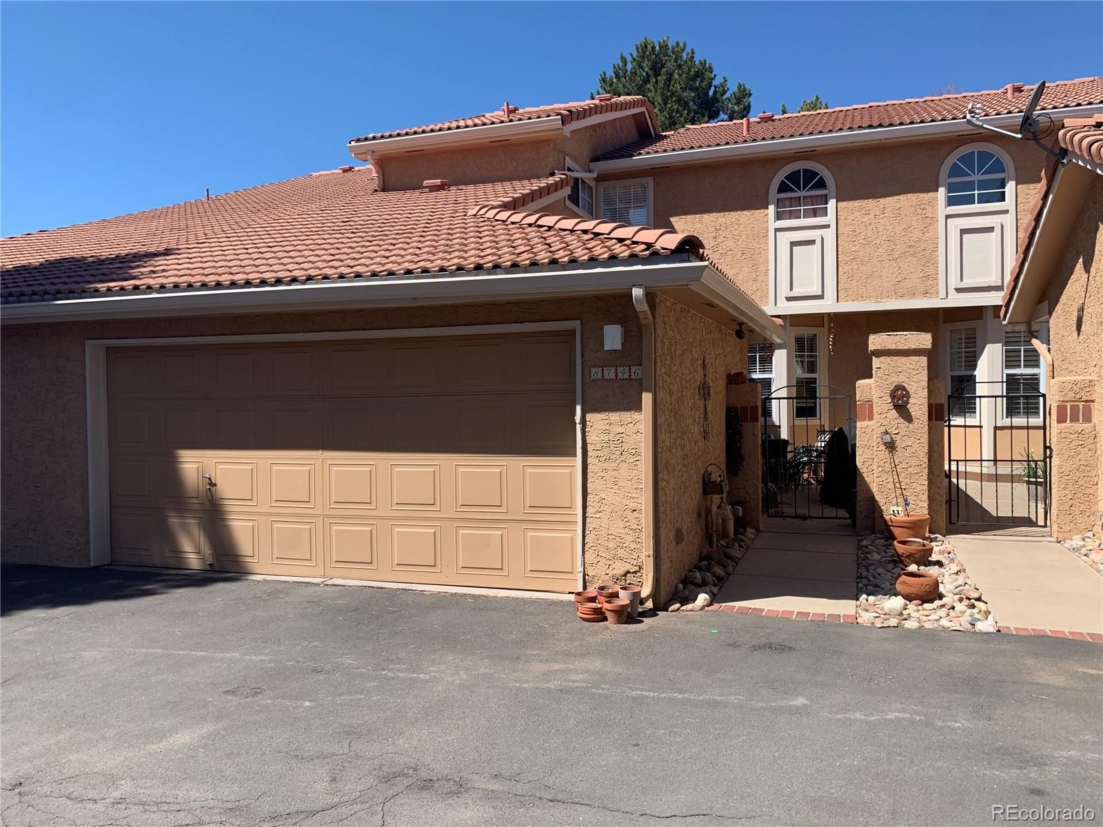 8746  Mesquite Row, Lone Tree, CO 80124 - #: 8128189