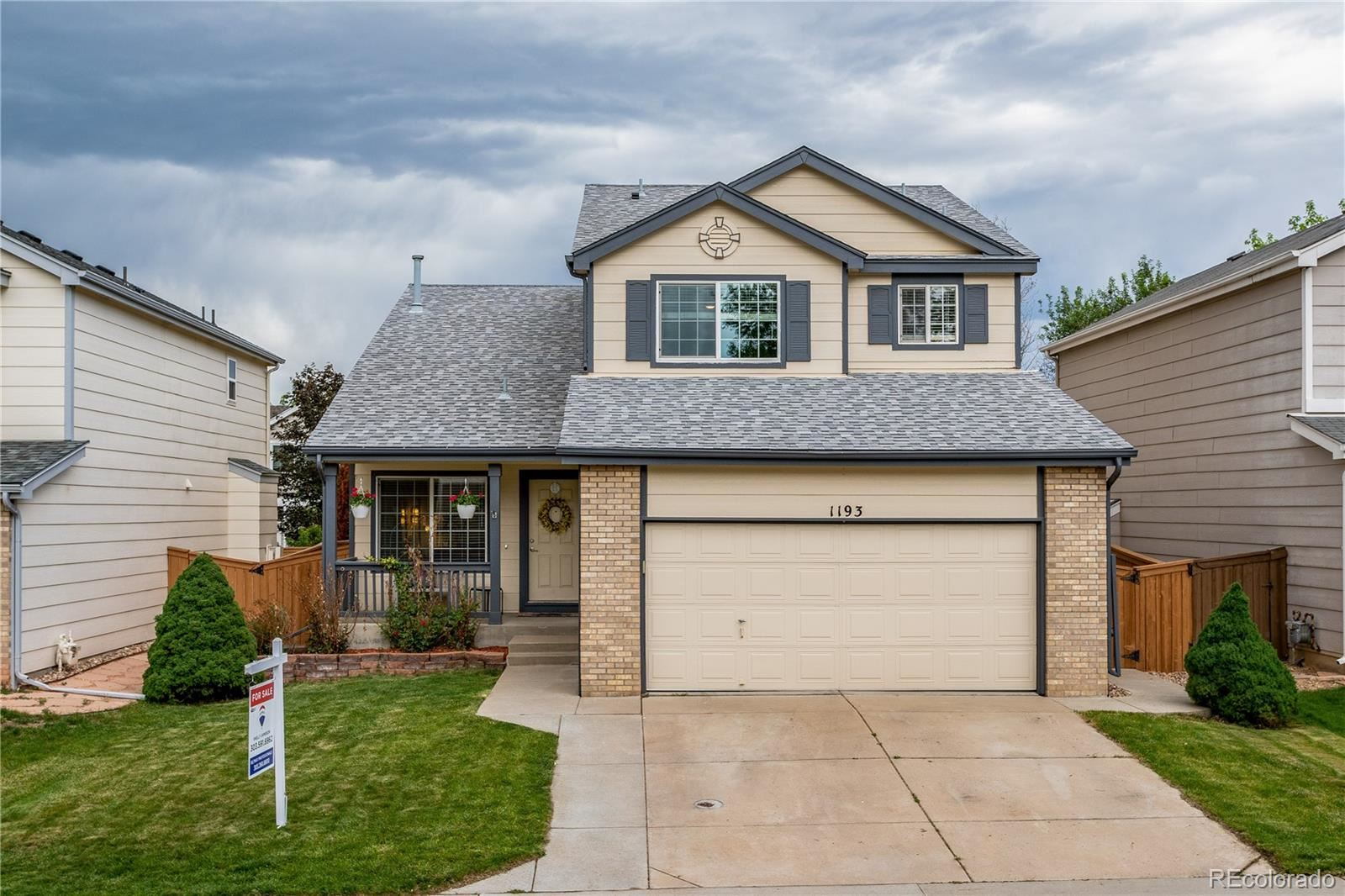 1193  Timbervale Trail, Highlands Ranch, CO 80129 - #: 8250189