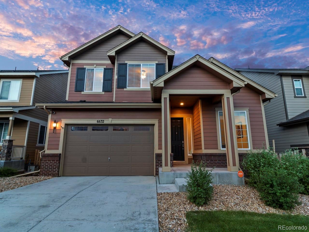6632 S Muscadine Court, Aurora, CO 80016 - #: 3639190