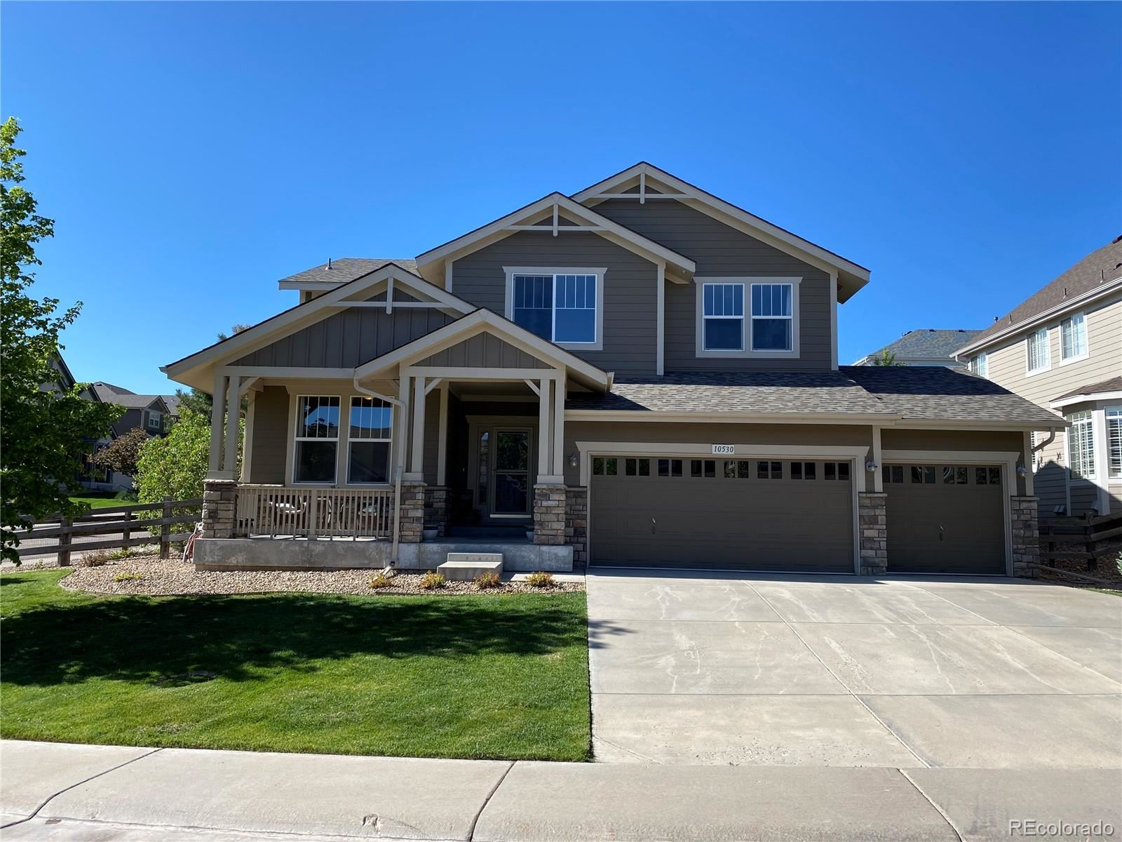 10530  Wildhorse Lane, Littleton, CO 80125 - #: 8360191