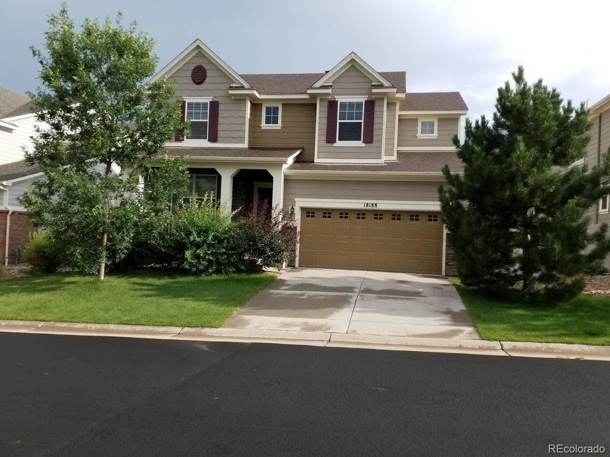 18188  Tennyson Lane, Parker, CO 80134 - #: 3163192