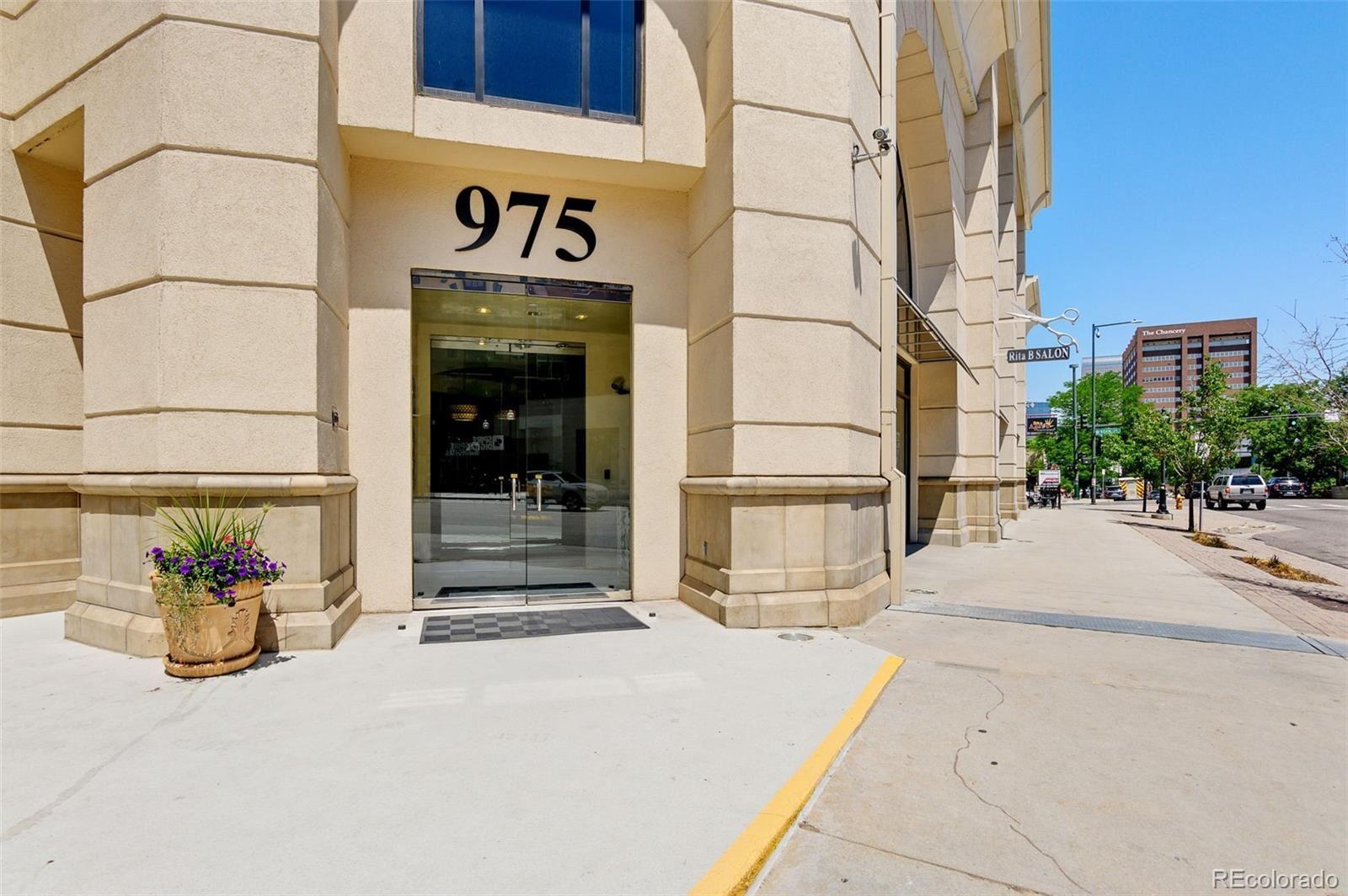 Photo of 975 N Lincoln Street #8E-N, Denver, CO 80203 (MLS # 8338192)