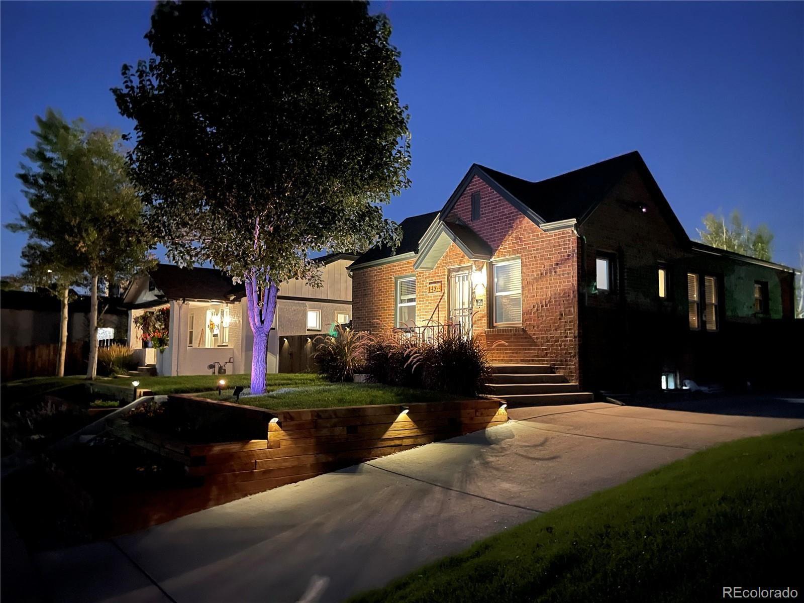 Photo of 1454 Rosemary Street, Denver, CO 80220 (MLS # 3830194)