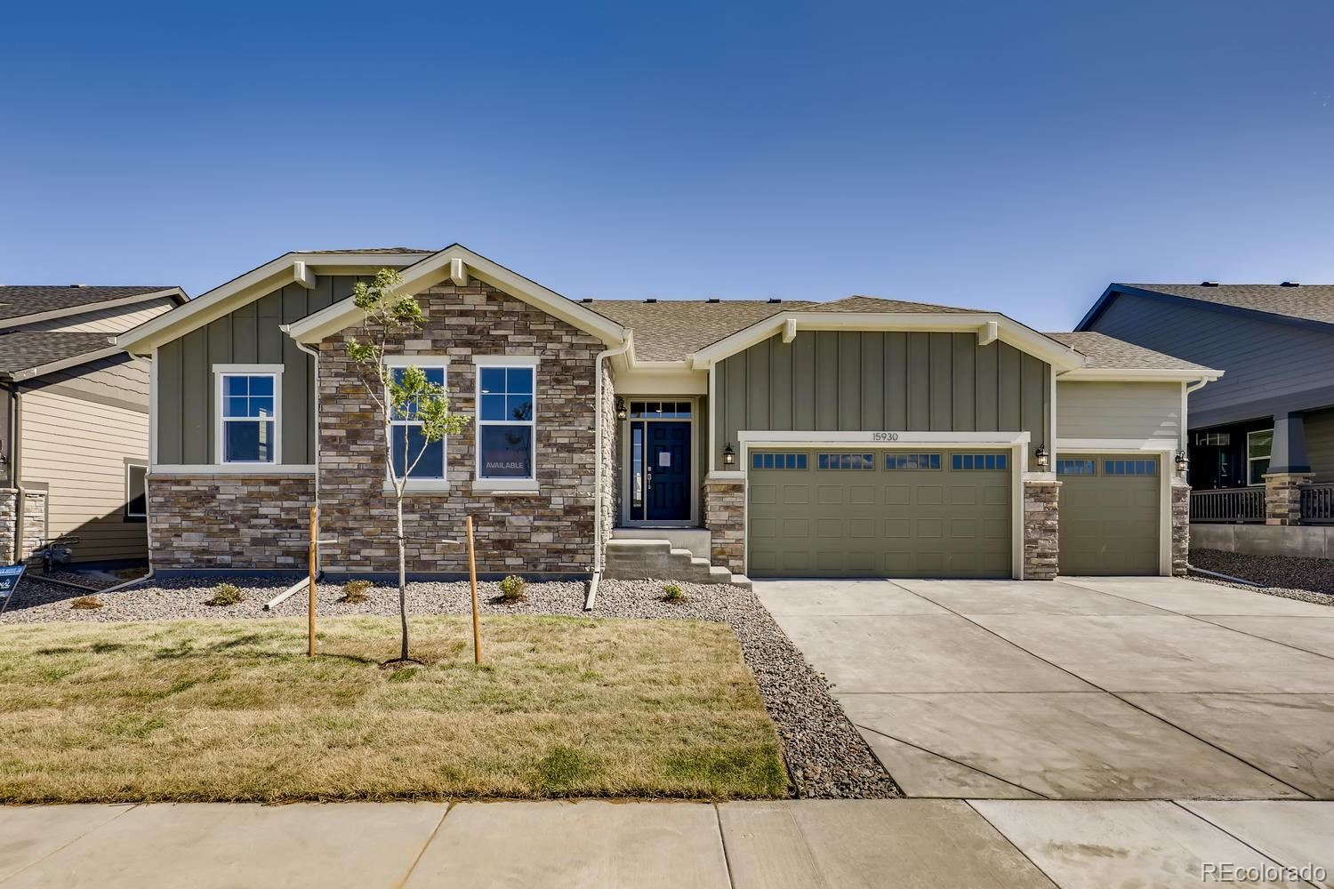 15930  Buffalo Run Drive, Commerce City, CO 80022 - #: 6255194