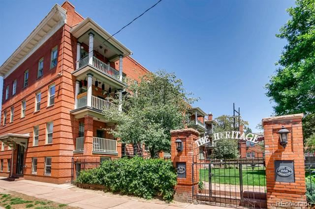 1376 North Pearl Street #104 UNIT 104, Denver, CO 80203 - #: 9171194