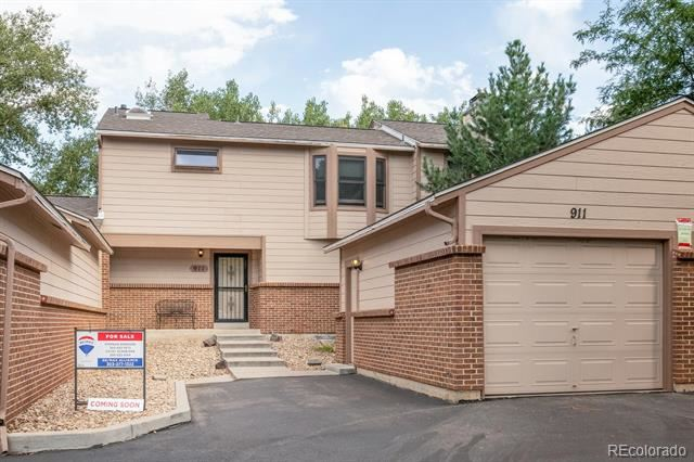 911 Homestake Drive, Golden, CO 80401 - #: 3928195