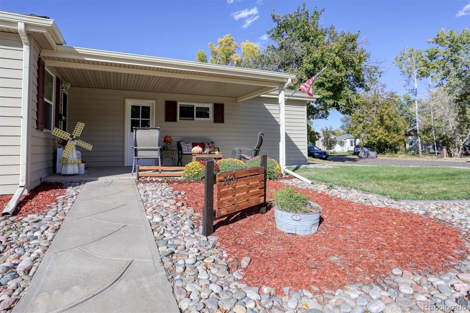 Photo of 2691 S Vine Street, Denver, CO 80210 (MLS # 8437198)