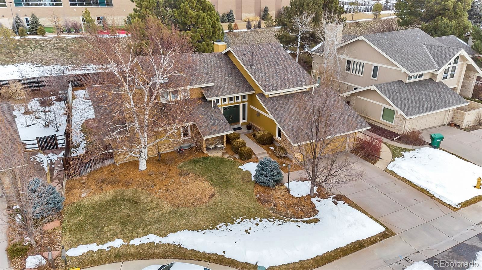 7721 S Forest Street, Centennial, CO 80122 - #: 8563198