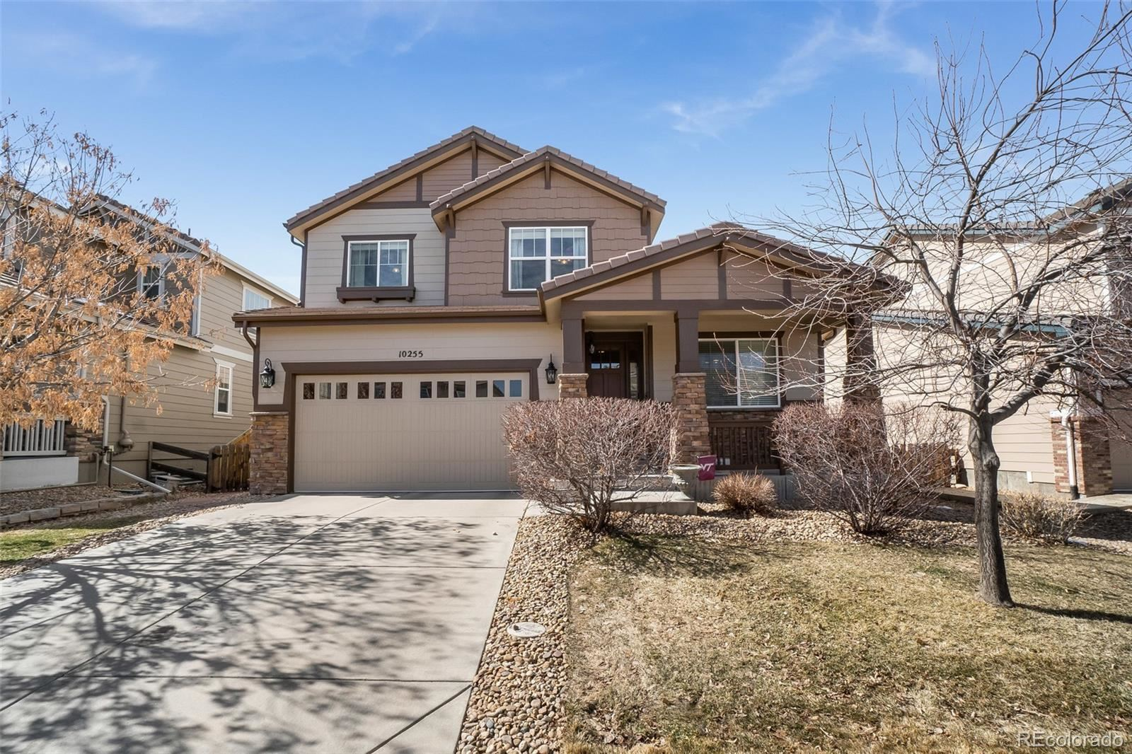 10255  Greenfield Circle, Parker, CO 80134 - #: 6595199