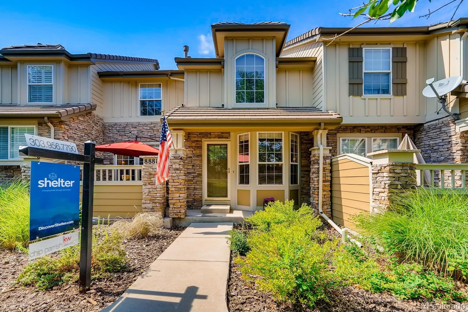 8881 Edinburgh Circle, Highlands Ranch, CO 80129 - #: 6516201