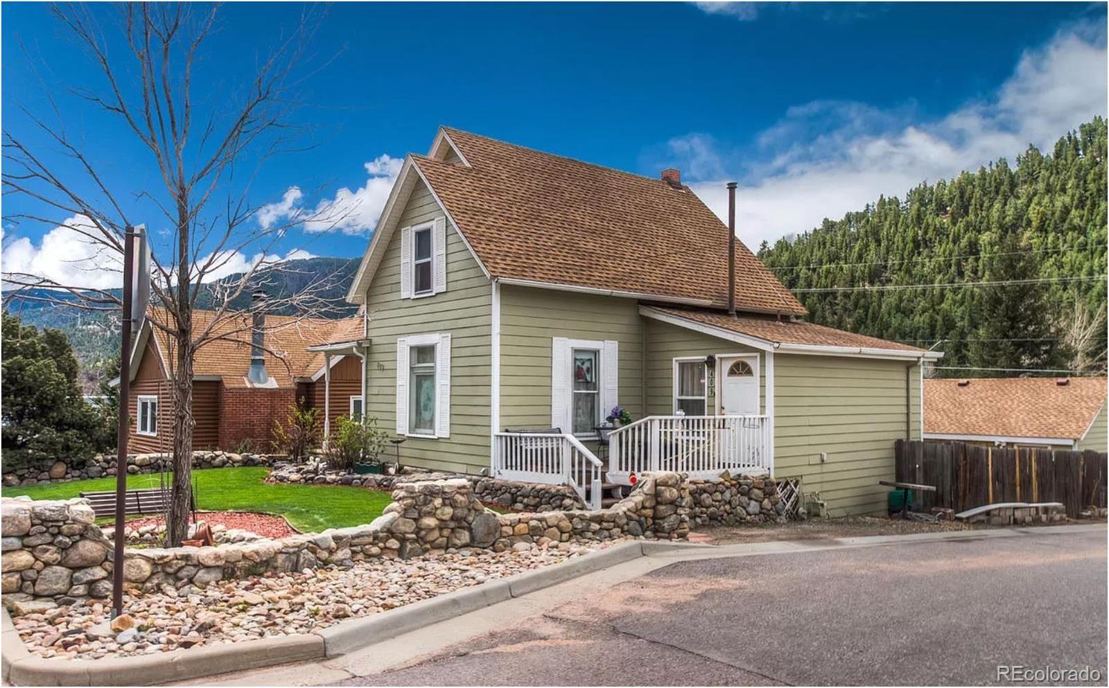 409 Colorado Boulevard, Idaho Springs, CO 80452 - #: 8004202