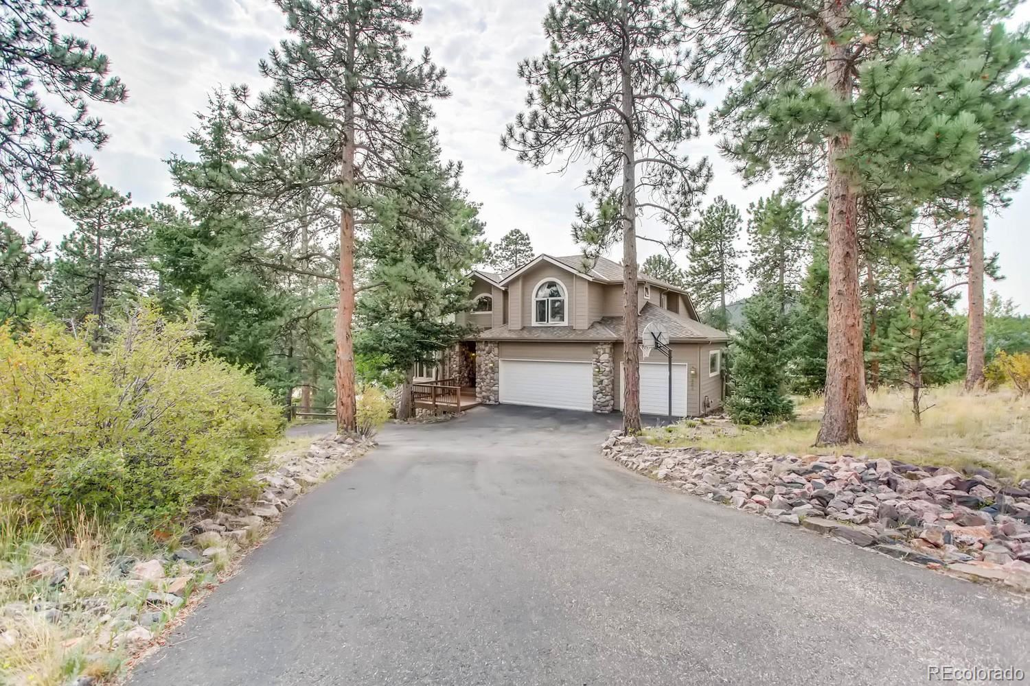 3254 Elk View Drive, Evergreen, CO 80439 - #: 3437204