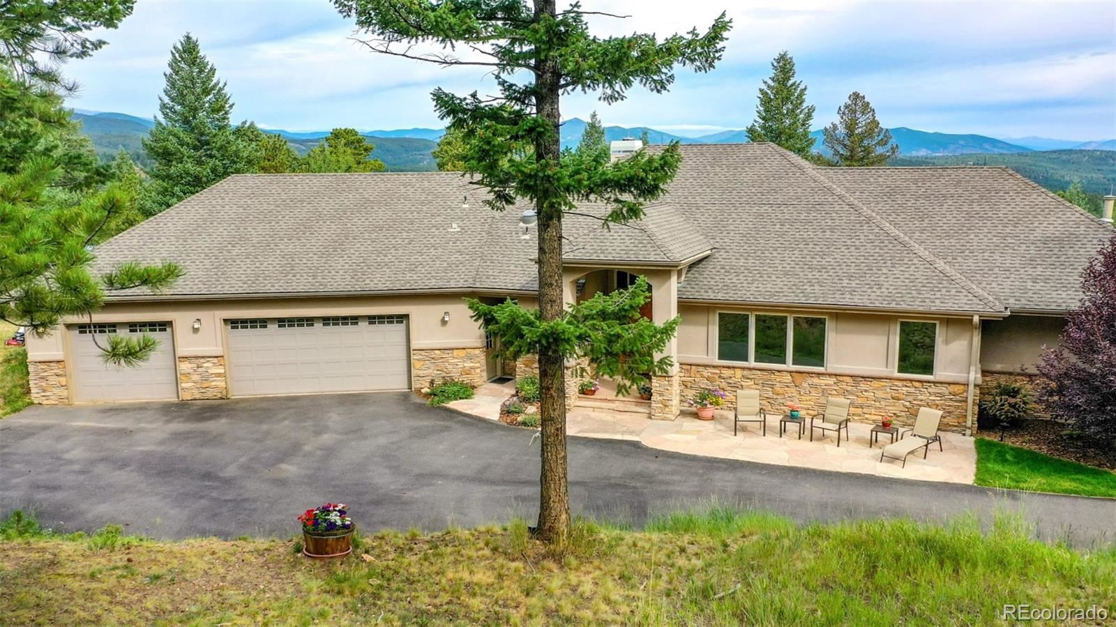 26886 Evergreen Springs Road, Evergreen, CO 80439 - #: 2423206