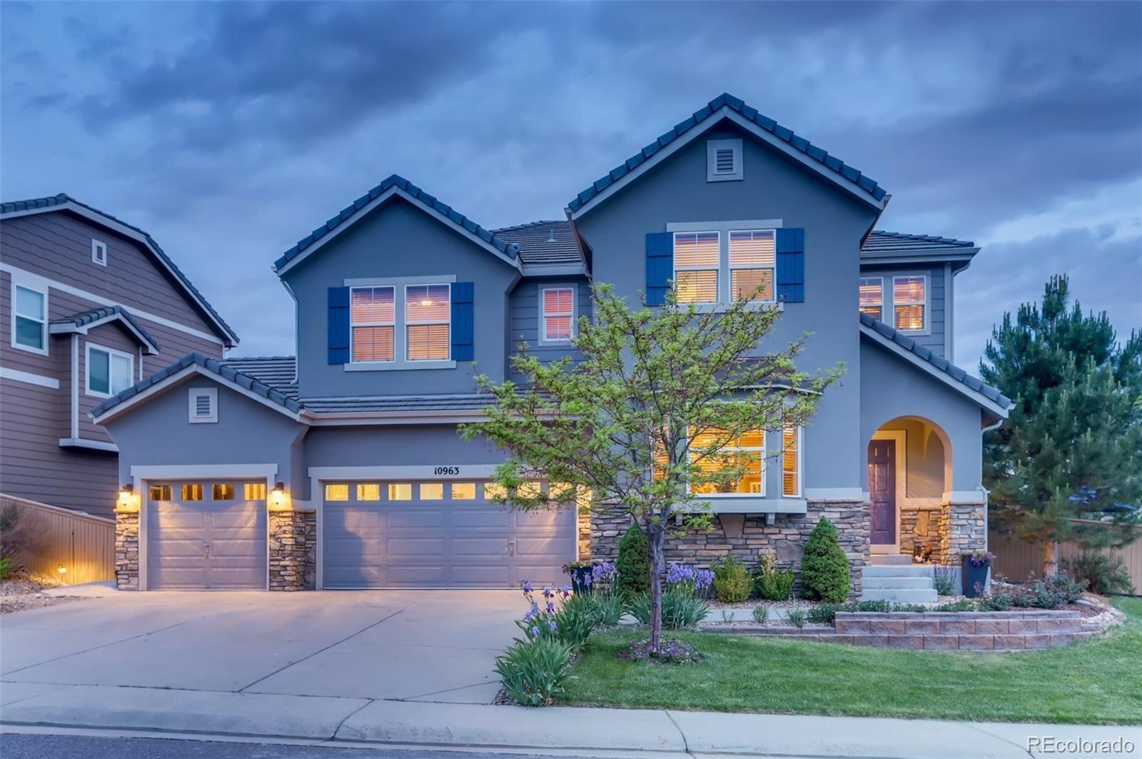10963  Timber Ridge Lane, Highlands Ranch, CO 80130 - #: 8595206