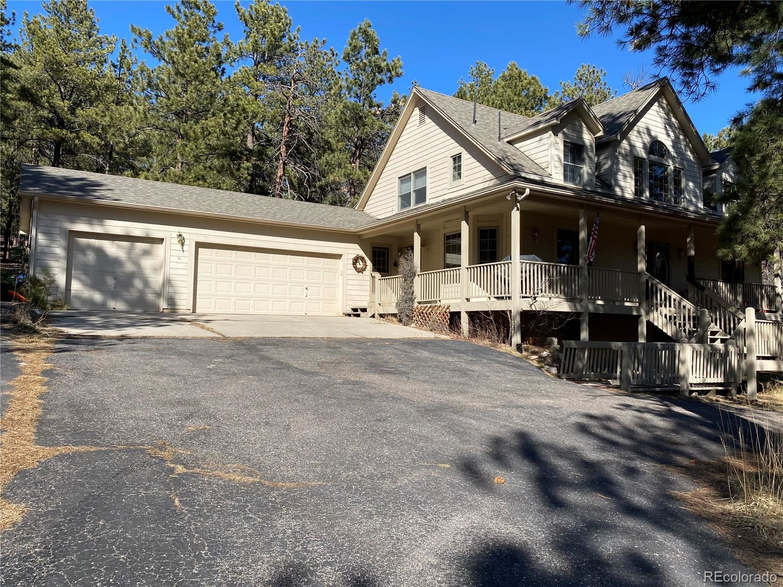 4305 Red Rock Drive, Larkspur, CO 80118 - #: 2785207