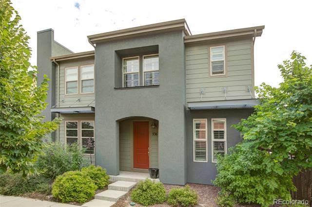 536 South Vance Court, Lakewood, CO 80226 - #: 3036207