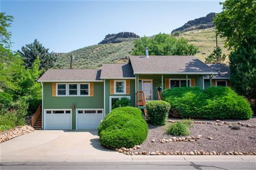 Photo of 2017 Table Drive, Golden, CO 80401 (MLS # 9506208)