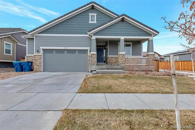 11413  Hannibal Street, Commerce City, CO 80022 - #: 4816209