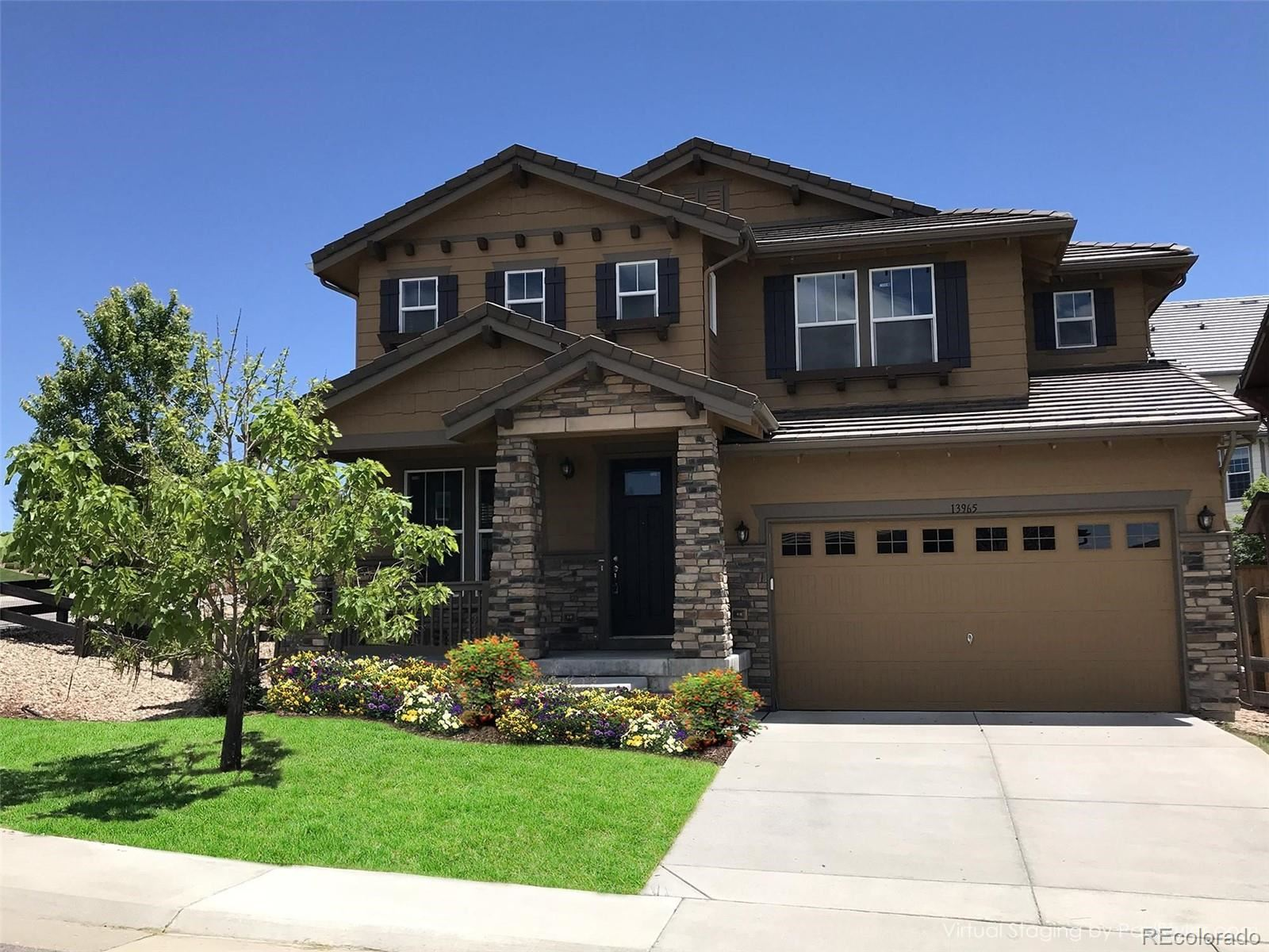 13965 Kenneth Circle, Parker, CO 80134 - #: 8259209