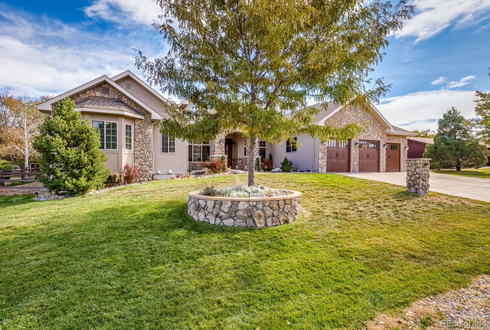 6350  Mountain View Drive, Parker, CO 80134 - #: 3886210