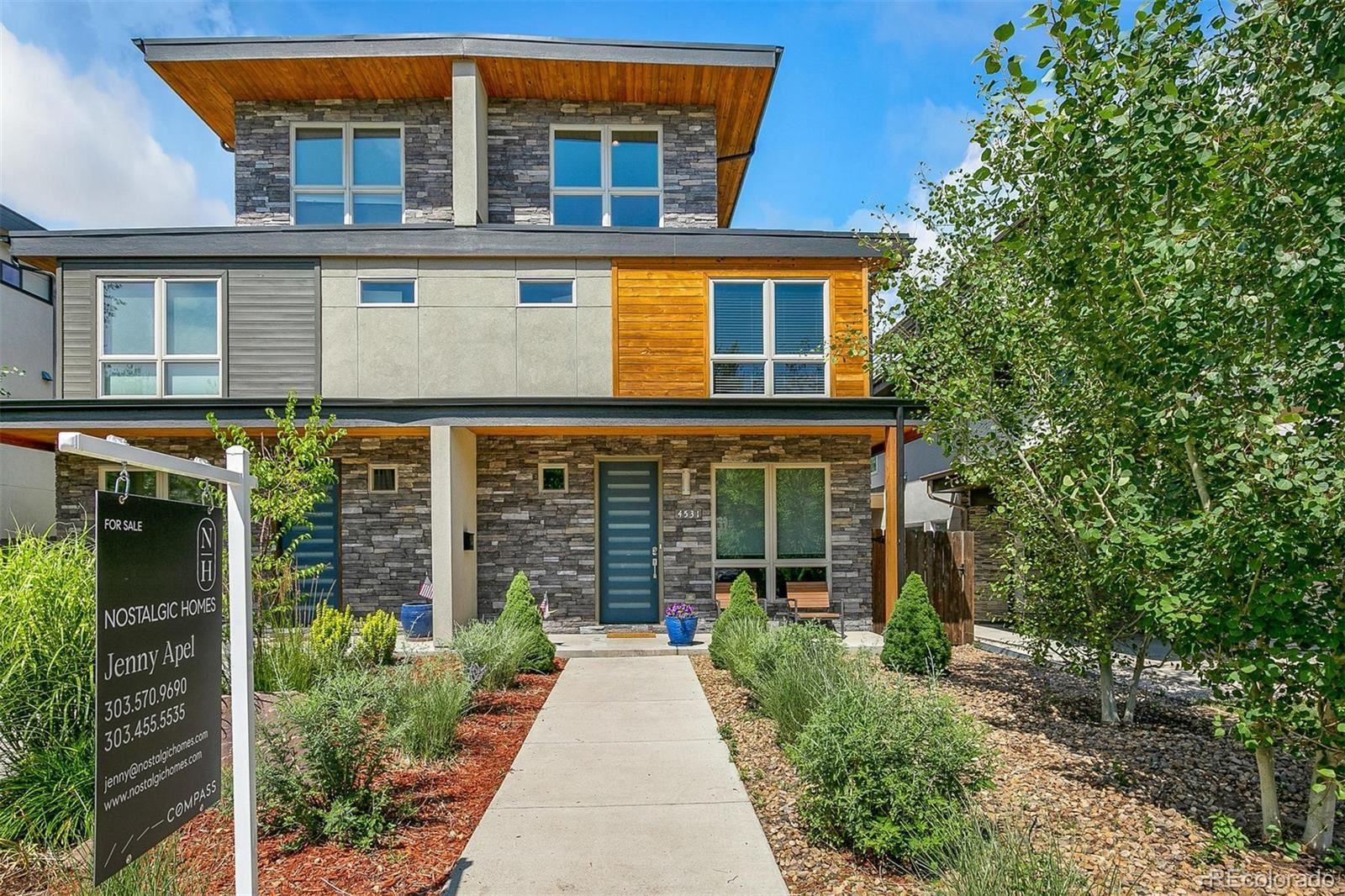 4531 Vrain Street, Denver, CO 80212 - #: 3877211