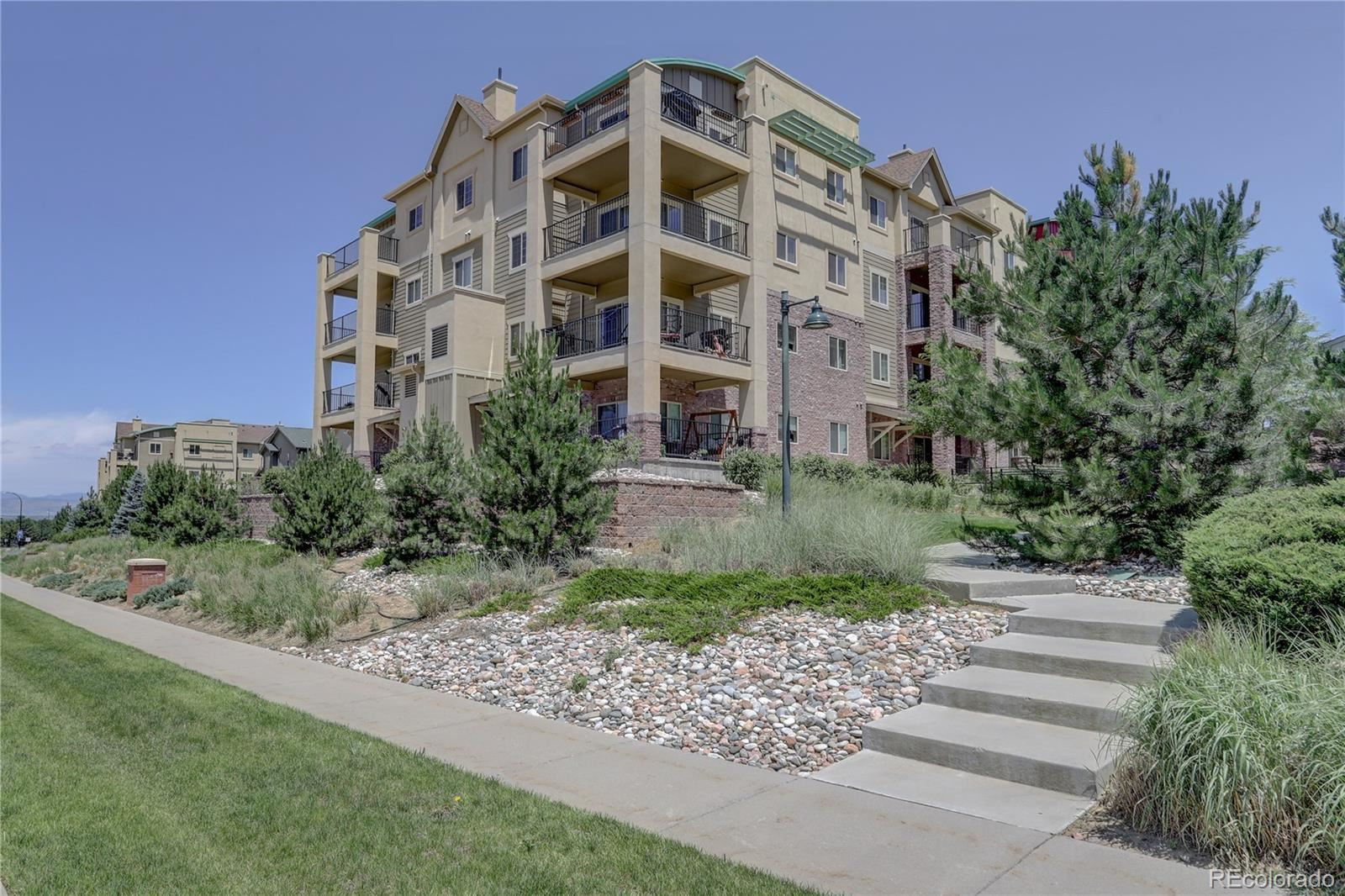 1062 Rockhurst Drive #401, Highlands Ranch, CO 80129 - #: 2001212