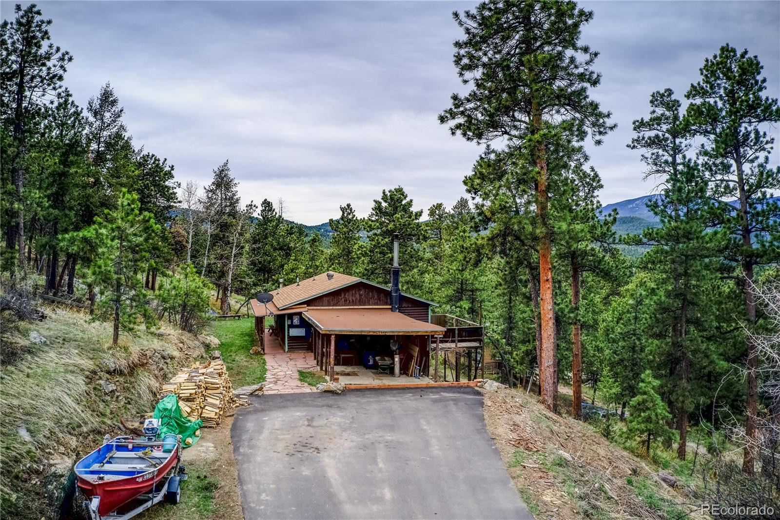 4881 S Indian Trail, Evergreen, CO 80439 - #: 7011214