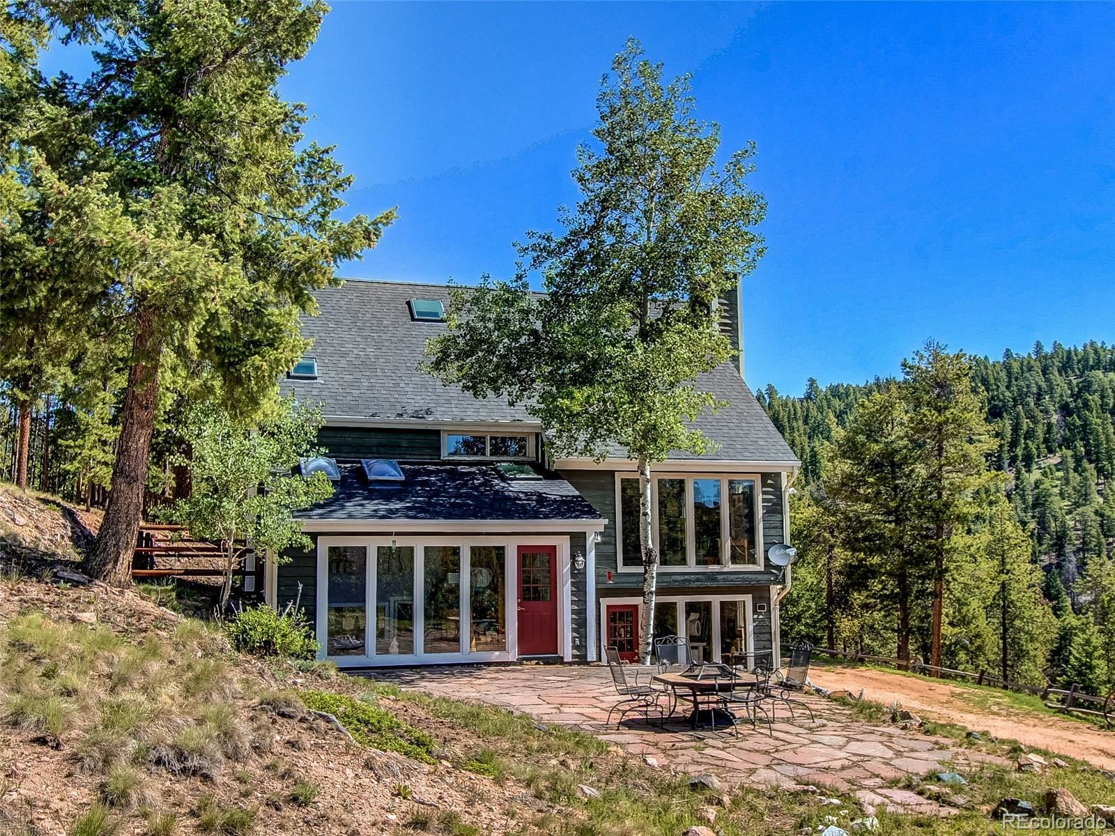 33827 Hemlock Lane, Evergreen, CO 80439 - #: 7707214
