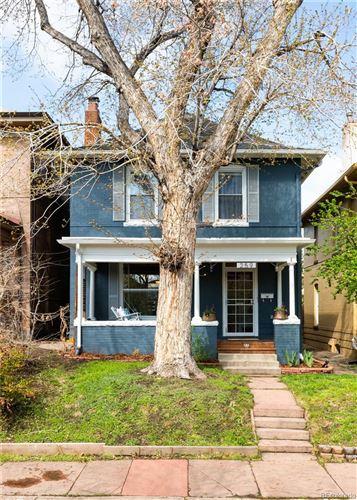 Photo of 259 N Logan Street, Denver, CO 80203 (MLS # 9830215)