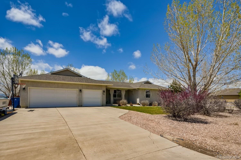 Photo of 567 S Meredith Drive, Pueblo West, CO 81007 (MLS # 8447215)